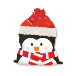 Christmas Penguin Sack