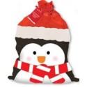 Christmas Penguin Sack