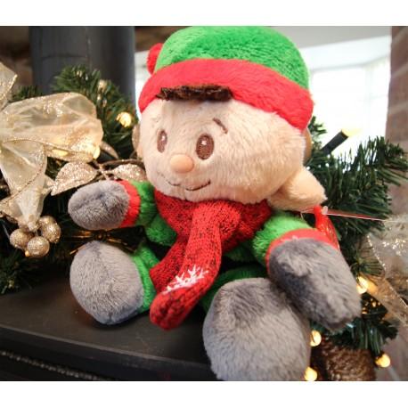 Santa's Scout Elf